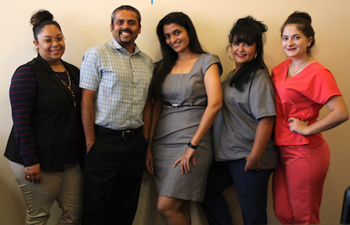 Horizon Dental Doctors, Assistants and Secretary